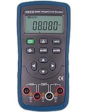 REED Instruments R5800 Voltage/Current Simulator, 10V/20 mA