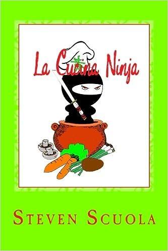 La Cucina Ninja: Libro di ricette (Italian Edition): Steven ...