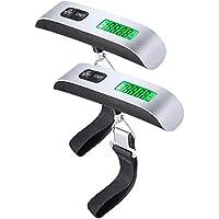 WeighAway Digital Luggage Scale, 10 g to 50 kg.-EL-B