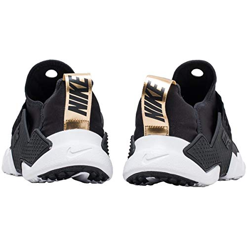Gold para Multicolor Extreme White Hombre Huarache Metallic Black Black Nike GS Zapatillas 001 favwxq