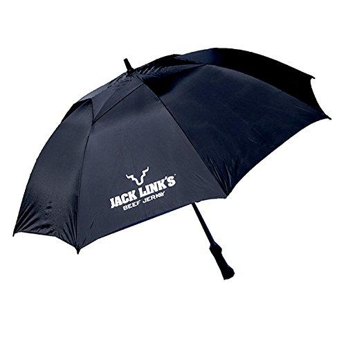 WindJammer by ShedRain 3171A-B Black 60-Inch Manual Open Vented Golf (Manual Open Golf Umbrella)