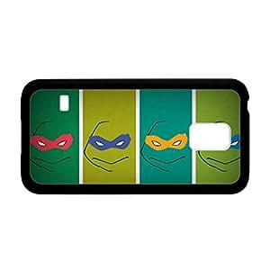 Generic For S5 Mini Galaxy Printing Teenage Mutant Ninja Turtles Desiger Back Phone Case For Women Choose Design 1