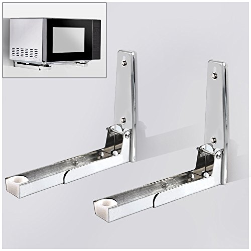 microwave shelf bracket - 1