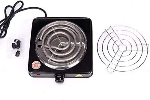 Kertou Cocina eléctrica para Shisha cachimba Hookah, Hornillo ...