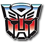 "6""Transformers Autobots logo Decal Sticker for case car laptop phone bumper etc"