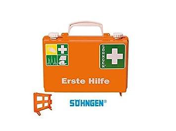 Erste Hilfe Koffer Verbandskoffer Verbandschrank Küche Söhngen DIN ...