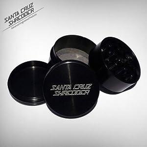 Santa Cruz Shredder 4 Piece Medium New (Black) by Santa Cruz