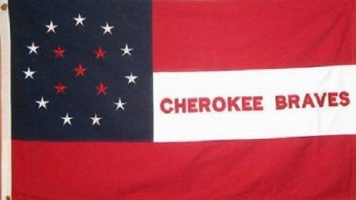 cherokee-braves-polyester-flag-3-x-5