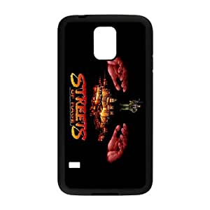 Samsung Galaxy S5 Cell Phone Case Black Streets of Rage2 F2X4VT