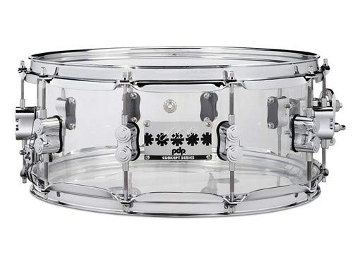 Pacific Snare Drum (PDSN0614SSCS) (Snare Drum Acrylic)