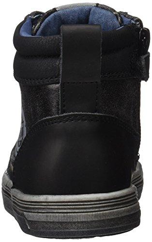 Chetto 16550, Zapatillas Para Niños Negro (Black)