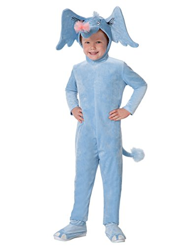 Spirit Halloween Toddler Horton Hears a Who Costume - Dr. Seuss -