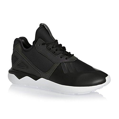 Zapatillas Adidas Tubular Runner Kids Negro Negro