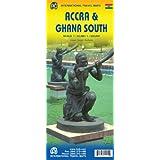 Accra 1 : 23 000 / Ghana South 1 : 500 000 (Itm)