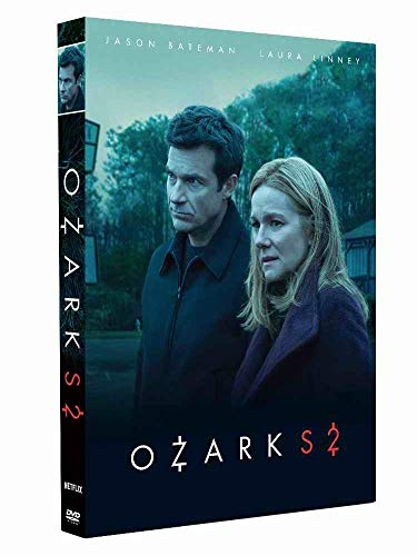 - Ozark Season 2 (DVD, 2018, 3-Disc Set)
