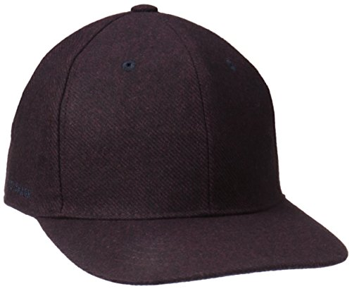 Ted Baker Men's Geezer Hat, Dark Red, Medium/Large