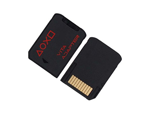 New SD2Vita V3.0 PSVita Game Card to Micro SD Card Adapter for PS Vita 1000 2000 3.60 System