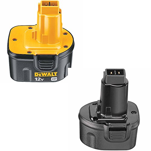 DeWalt DC9071 12V XRP Battery Pack & DeWalt DW9057 72V Compact Battery Pack