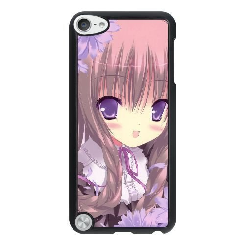 HD exquisite image for iPod 5 Case Black lolita girl AMI5550979