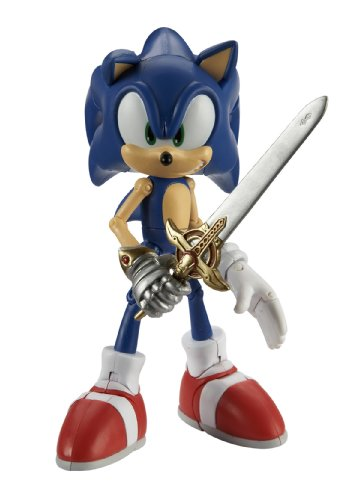 Sonic the Hedgehog Figure - Sonic and the Black Knight