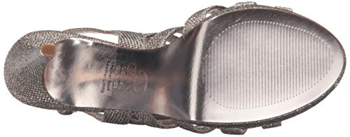 Adrianna Papell Women's Anita Dress Sandal Platinum cheap sale wholesale price discount finishline for cheap discount clearance in China outlet Cheapest ekZ0ZG