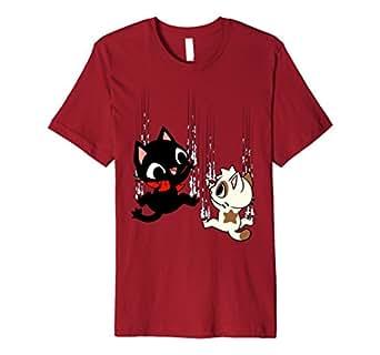 Men's Sliders GaMERCaT T-Shirt 3XL Cranberry
