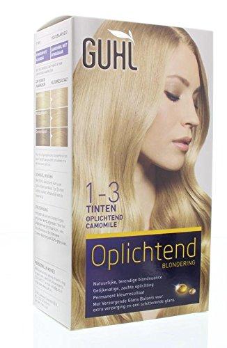 Haarfarbe blond englisch