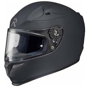 HJC Helmets RPHA 10/RPS 10 Helmet (Matte Black, Small)
