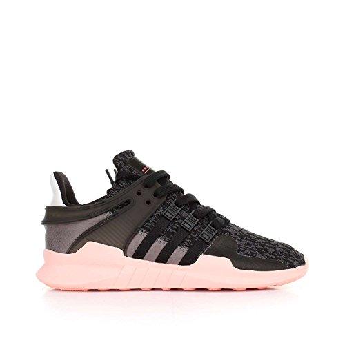 Adidas Originals Dames Eqt Support Trainers Core Us8.5 Zwart