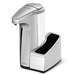 simplehuman 13 fl. oz Touch-Free Automat...