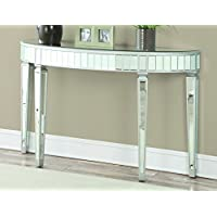 Coaster 950183 Home Furnishings Console Table, Silver
