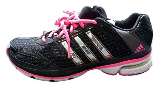 adidas, Scarpe da corsa donna Nero Nero/Rosa