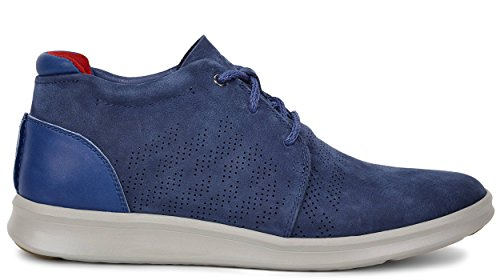 Marino Chaussures Homme Ugg Blau Bleu à Marino Ville Blau Lacets de Pour 6H7Rzq