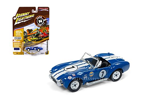 NEW DIECAST TOYS CAR JOHNNY LIGHTNING 1:64 MUSCLE CARS USA 2