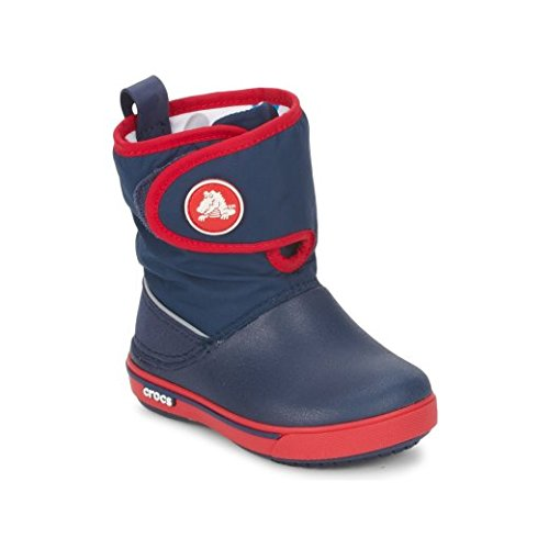Kids Crocband 2.5 Gust Boots - C8 - NAVY / RED
