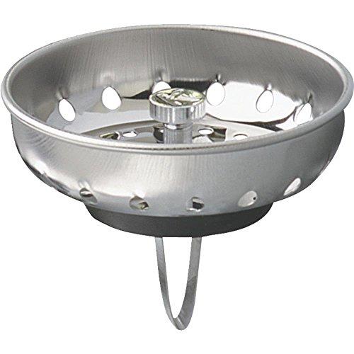 Plumb Pak/Keeney Mfg. Keeney Basket Strainer Stopper (Tubular Plated Chrome)