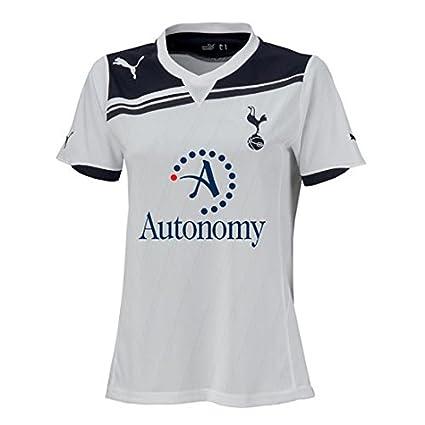 0c3863ec Amazon.com : PUMA Tottenham home jersey womens 2010/11-XL : Sports ...
