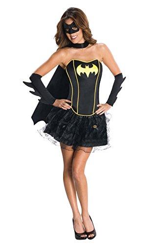 Secret Wishes DC Comics Batgirl Corset And Tutu Costume, ...