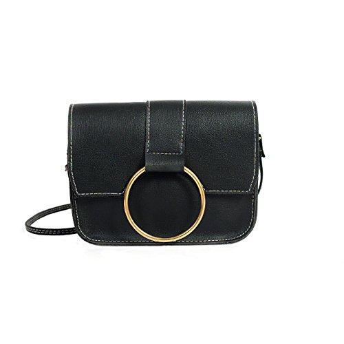 Bolso Mini bolso negro bolso nuevo gray Señoras hombro señoras señoras de 4xgOOqn