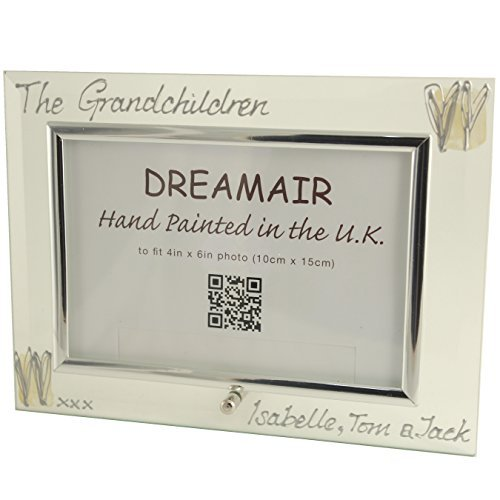 Personalised The Grandchildren Gift Photo Frame (L)MAXIMUM 25 CHARACTERS