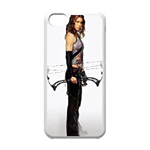 iphone5c Case (TPU), abigail whistler blade trinity Cell phone case White for iphone5c - YYTT7889673