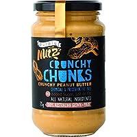 Purely Nutz Crunchy Chunks Peanut Butter, 375 g