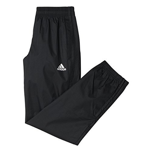 Adidas youth soccer tiro 17 pants, small - black/white
