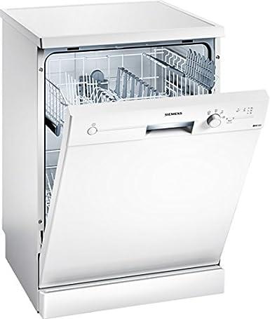 Siemens iQ100 SN214W00AE lavavajilla Independiente 12 ...