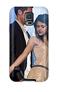 Akram Alzoubi's Shop Tpu Case Cover For Galaxy S5 Strong Protect Case - Selena Gomez 32 Design