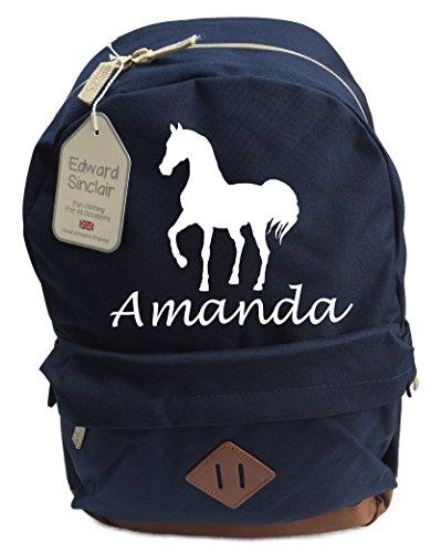 Edward Sinclair - Bolso mochila  para mujer - azul marino