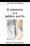 El Ministerio de la Palabra Escrita - Ministerio series AETH: The Ministry of the Written Word