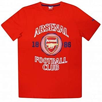 Camiseta de fútbol Arsenal FC de Puma, color , tamaño 3XL (Triple XXXL)