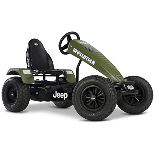 Berg Pedal Go Kart - Jeep Revolution BFR
