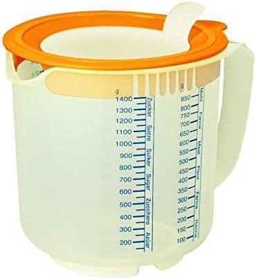 Leifheit 3169 Measure and Store Vaso medidor 3 en 1 2,2 L